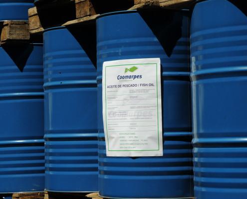 Aceite de Pescado Barril 200 Litros