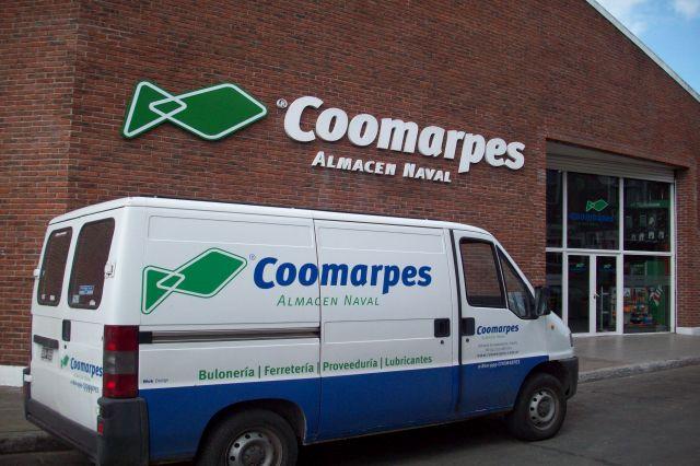 Coomarpes - Almacén Naval