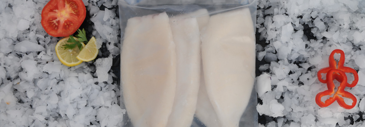 Calamar Tubo IQF
