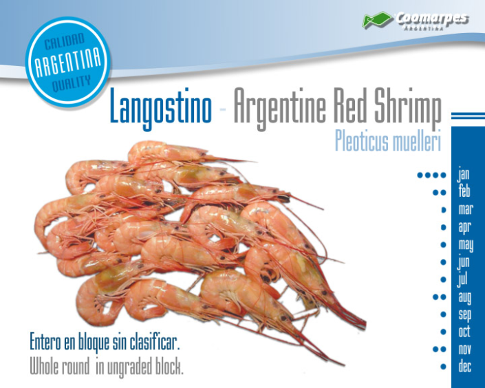 Langostino - Argentine Red Shrimp